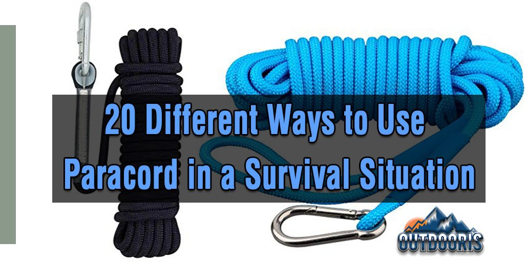 Different Ways to Use Paracord