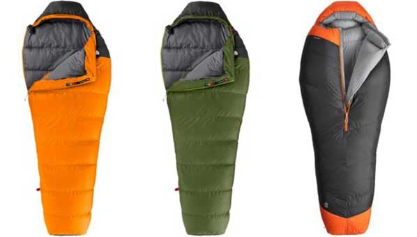 down vs. synthetic sleeping bags