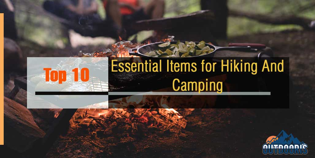 Essential Items for Hiking