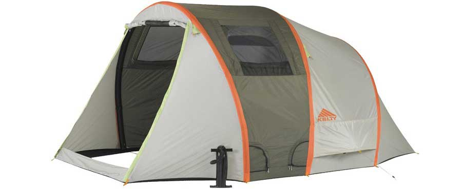 inflatable tent review