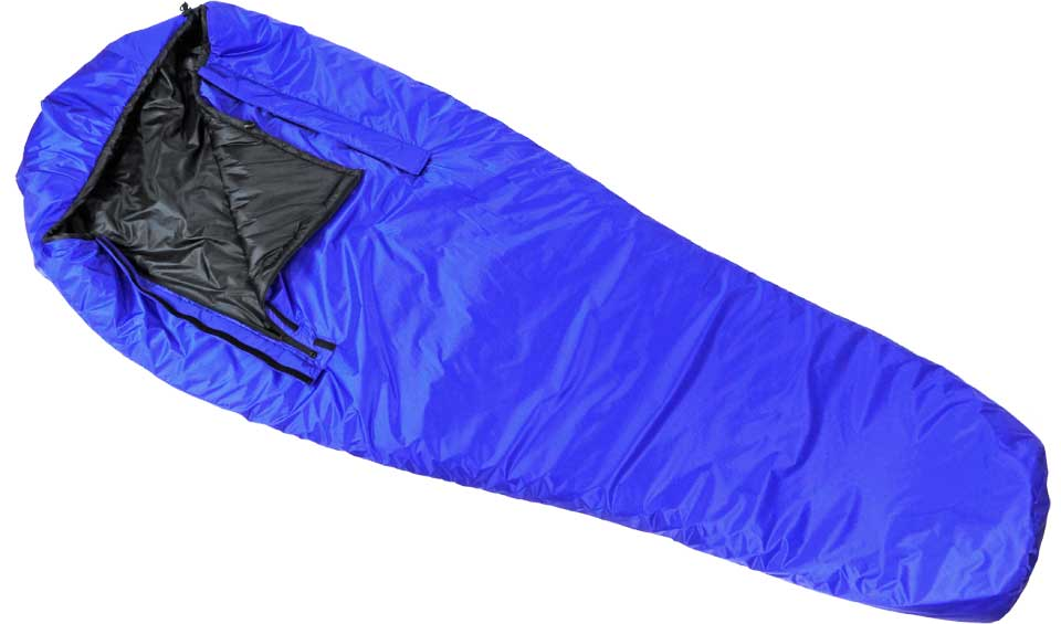 synthetic sleeping bags