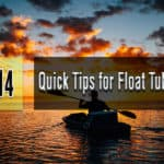 Float Tube for Fishing