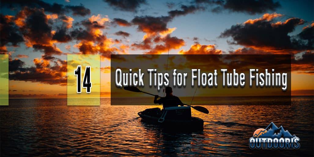 Float Tube for Fishing