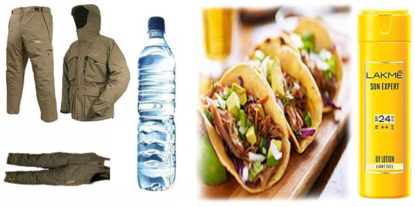 essentials to keep you safe
