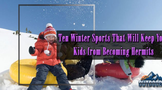 winter sports for your kids