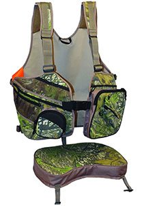 beard buster turkey vest