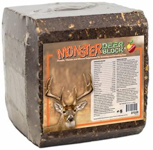 deer feed blocks