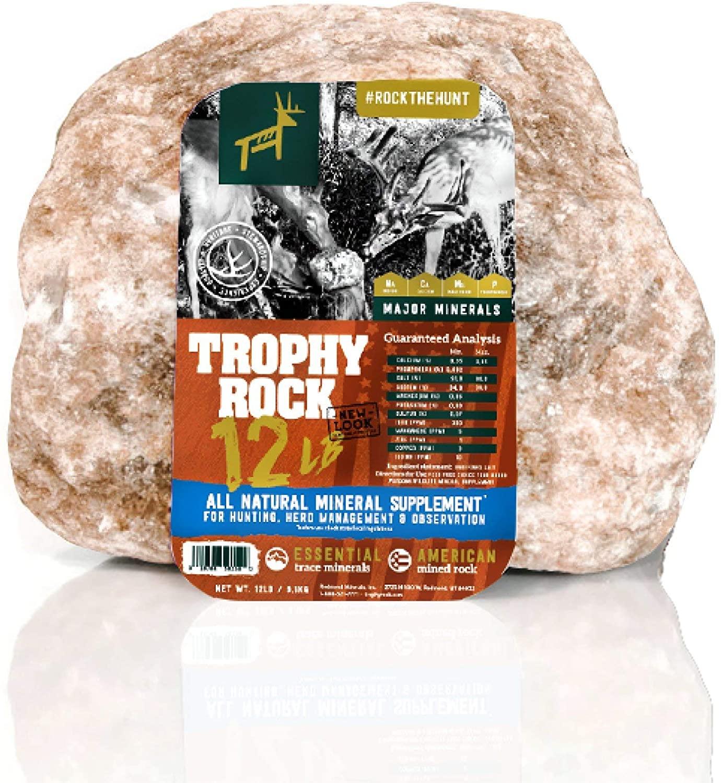 trophy rock plot rock