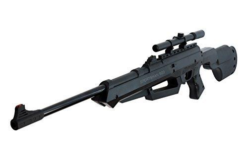 Bear River Barra Airguns Sportsman 900 BB/Pellet Gun Air Rifle