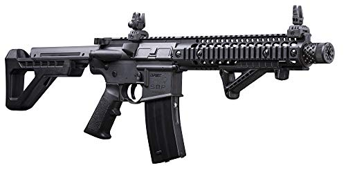 DPMS Full Auto SBR CO2-Powered BB Air Rifle