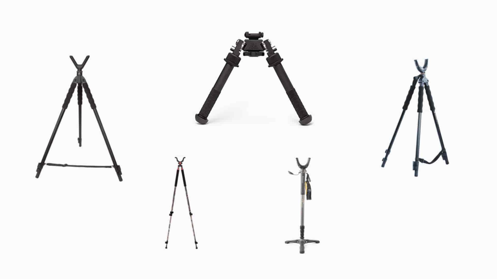 Types of Shooting Sticks