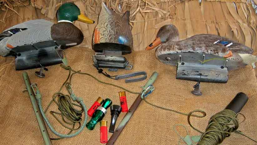 Make a Jerk Rig for Duck Hunting