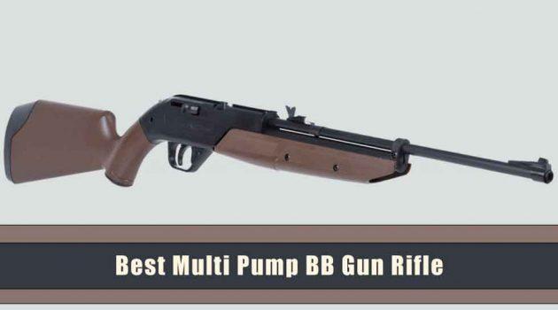 Best Multi Pump BB Gun Rifle